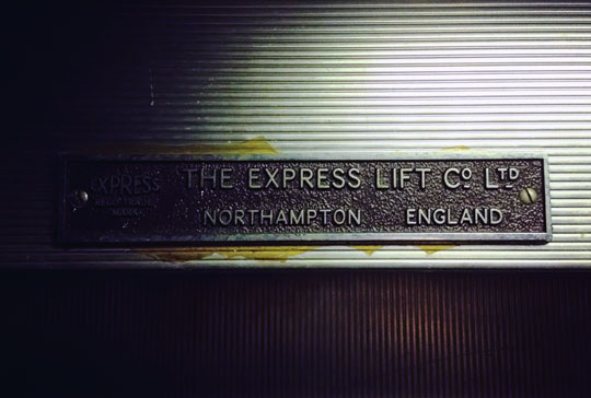 The Express Lift